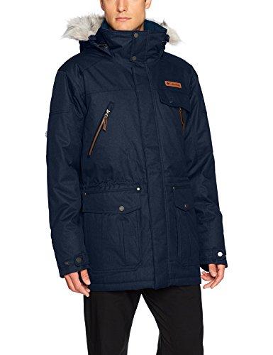 Columbia Navy 550 Pass Barlow Jacket TurboDown Collegiate qBzFaq