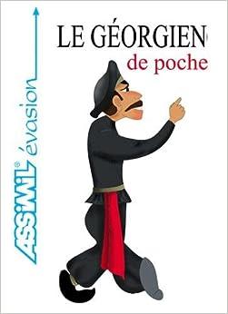 Le georgien de poche (Assimil evasioni): Amazon.es