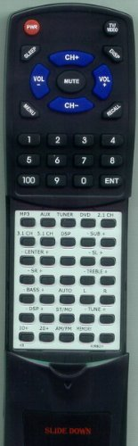 KIRSCH Replacement Remote Control for K3, K10
