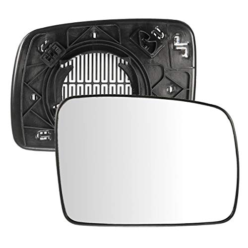 Car Right Driver Side Heated Rearview Mirror Glass For Range Rover/Vogue Freelander 2 Discovery -