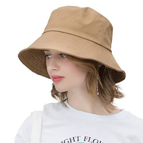 AMAKU Bucket Hats Cotton...