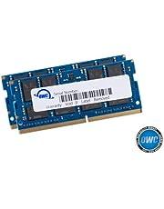 OWC 32.0Gb (2 X 16Gb) 2666Mhz Ddr4 Pc4-21300 So-Dimm 260 Pin Memory Upgrade, (2666Ddr4S32P), For 2018 Mac Mini (Macmini18,1), 2019 27 Inch Imac (Imac19,1) And Pc Laptops