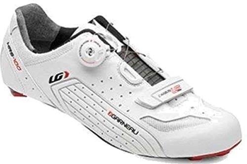 Louis Garneau Women's LS-100 Road Cycling Shoes White-37 by Louis Garneau