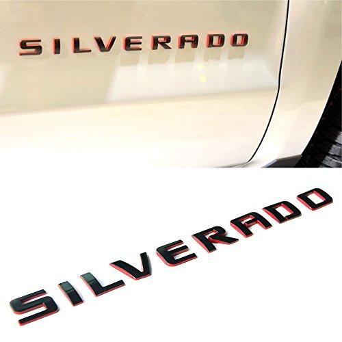 black silverado letters - 7