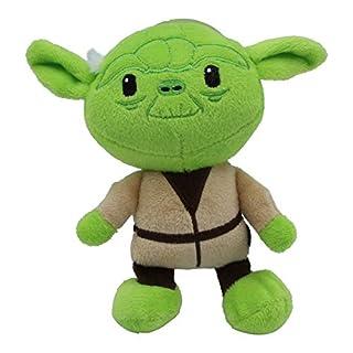Star Wars Plush Yoda Figure Dog Toy | Soft Star Wars Squeaky Dog Toy |Large