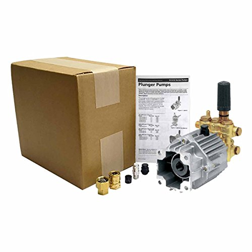 3G27 AR Kit Pump, Thermal Relief Valve, Graden Hose Adapter, Natural ()