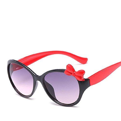 382f27fc93 Buena Aoligei Gafas de sol de dibujos animados gafas de sol lindos gafas  para niños ANTI