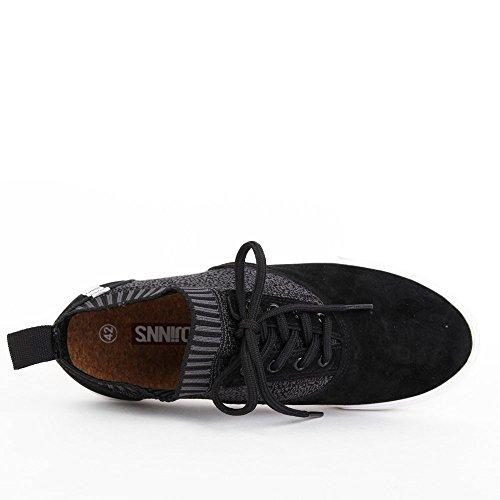 Djinns SubAge Soc Youname Knit Black Black