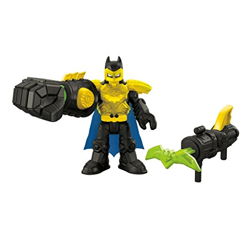 Fisher-Price Imaginext DC Super Friends Thunder Punch Batman Toy