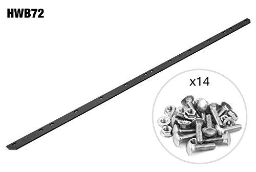 72″ Heavy Duty Wear Bar / Scraper / Cutting Edge for John Deere Snow / Plow Blade