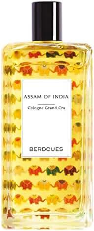 Berdoues Assam of India Collection Grands Cru Eau de Parfum for Women, 3.38 Fluid Ounce
