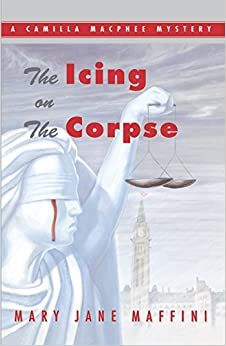 The Icing on the Corpse: A Camilla MacPhee Mystery (Camilla MacPhee Mysteries)