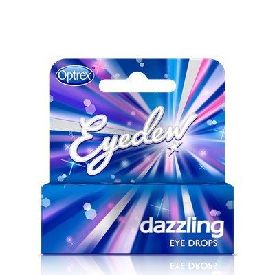 Eyedew Dazzling Blue Eye Drops