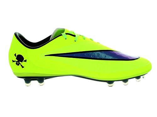 Nike Hypervenom Phatal FG Herren Fußballschuhe Volt/Persian Violet-Hot Lava-Black