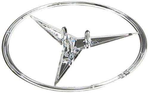 OES Genuine Mercedes-Benz Trunk Star (Trunk Star Emblem)