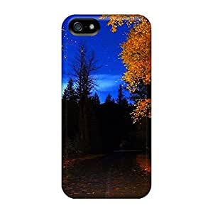 Iphone5 iphone 5s iphone 5 High-end phone case cover For phone Fashion Design Sanp On Autumn Colors