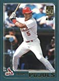 2001 Topps Traded Baseball #T247 Albert Pujols Rookie Card