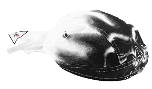 Zan Headgear Flydanna Vented - One size fits most/Red Flame