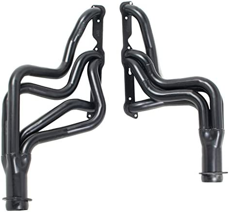Hedman 88380 Standard-Duty Uncoated Shorty Headers 1979-93 Mustang 5.0L 302