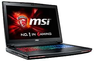 "MSI Computer G Series GT72S Dominator Pro G-220 17.3"" Laptop"