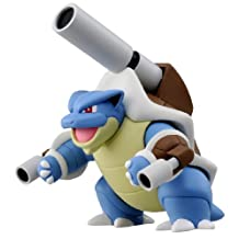 Takaratomy Official Pokemon X and Y SP-17 Mega Blastoise Action Figure