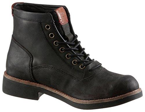 Herren 222501 Schwarz Lace Lawndale Stiefel 711 Worker Levi's wCxXfOtqAw