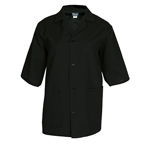 Fame Adult's UniSex Smock -Black-XL ()