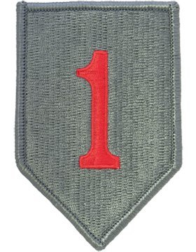n Patch (ACU with Fastener Red 1) ()