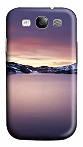 Samsung Galaxy S3 I9300 Case,Samsung Galaxy S3 I9300 Cases - Landscapes lake PC Polycarbonate Hard Case Back Cover for Samsung Galaxy S3 I9300