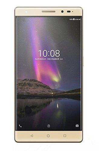 Lenovo Phab 2 Plus Smartphone (Gold JBL earphones)