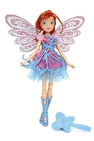 Winx Club Butterflix Fairy Bloom Doll Giochi Preziosi (Bloom Specchio)