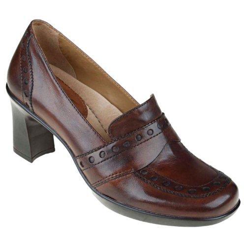 Almond Calf Footwear - 7