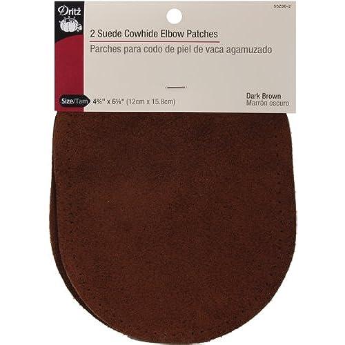 Iron On Leather Patch: Amazon.com
