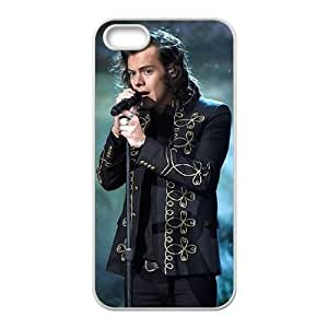 Harry Styles iPhone 4 4s Cell Phone Case White xlb-102887