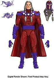 Boneco Marvel Legends Series X-Men, Figura de 15 cm e 5 Acessórios- Magneto - F1006 - Hasbro