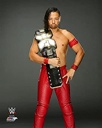 Nakamura Nxt Champion