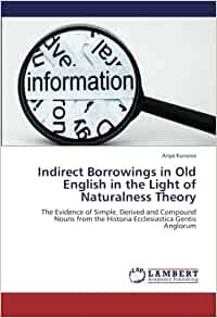 indirect italian borrowings in english Latin influence in english's wiki: english is germanic language, with a grammar and a core vocabulary inherited from proto-germanic  but some also from italian.