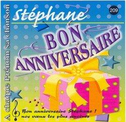Bon Anniversaire Stephane By Jean Louis Mercier Fred Aberson