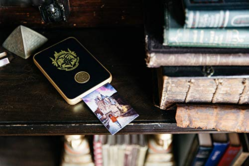 Harry Potter Magic Photo and Video Printer for iPhone and Android. Your Photos Come to Life Like Magic! - Black by Lifeprint (Image #5)