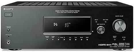 Sony Str Dg 520 5 1 Kanal Surround Receiver Hdmi Schwarz Audio Hifi