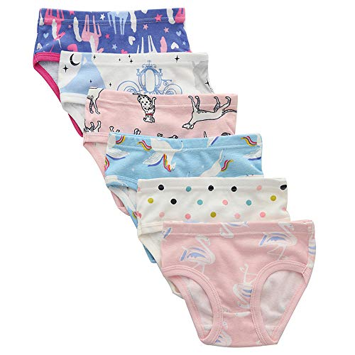 benetia Kids Underwear Girls Pan...
