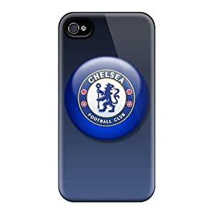 Tpu Cases Covers For Iphone 6 Strong Protect Cases - Chelsea Fc Design Black Friday