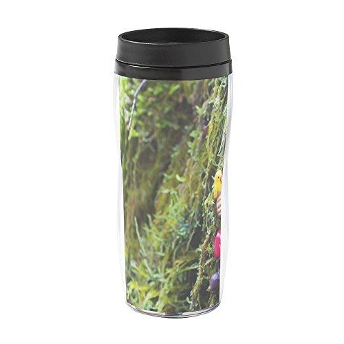 CafePress - Mossy Gnome - 16 oz Travel Mug