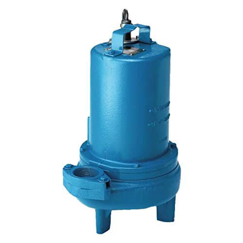 Crane-Pumps-096764-High-Temperature-Submersible-Sewage-Pump-410-hp-Blue