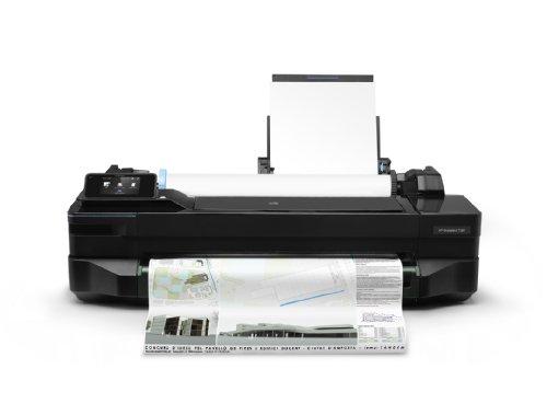 HEWCQ891A - HP Designjet T120 Wireless 24amp;quot; Wide Format Inkjet ePrinter