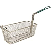 Update International (FB-126PH) 12 7/8 x 6 1/2 Rectangular Wire Fry Basket