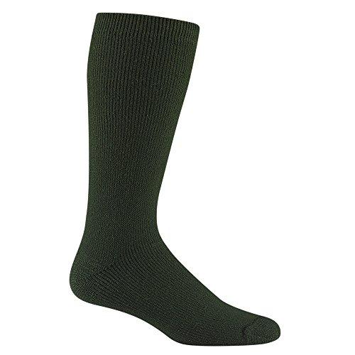 Wigwam 40 Below Socks Evergreen LG (Evergreen Stocking)