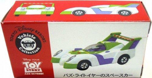 【東京ディズニーリゾート バズ・ライトイヤー のスペースカー トミカ】 TDR Disney Vehicle Collection Buzz Lightyear`s Space Car Tomicaの商品画像