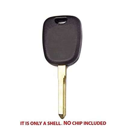 New Replacement Key Uncut Blank Shell For Mercedes Benz/ HU64