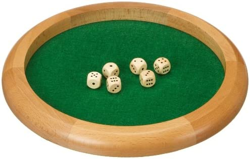 Philos Dice Tray Large dice tray 30cm 3131 (japan import)